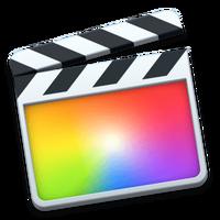 Final Cut Pro X 10.4.8破解版  fcpx破解版下载 for mac